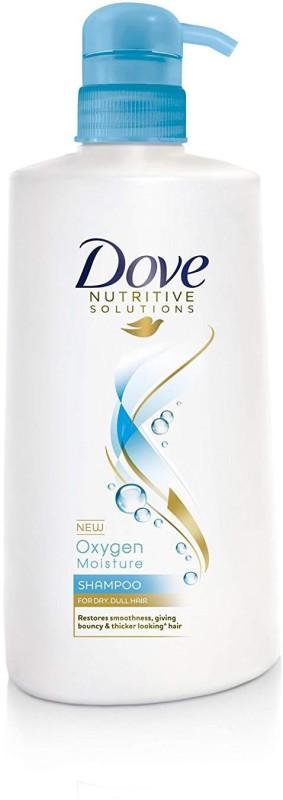 Dove Oxygen Moisture Shampoo, 650ml(650 ml)