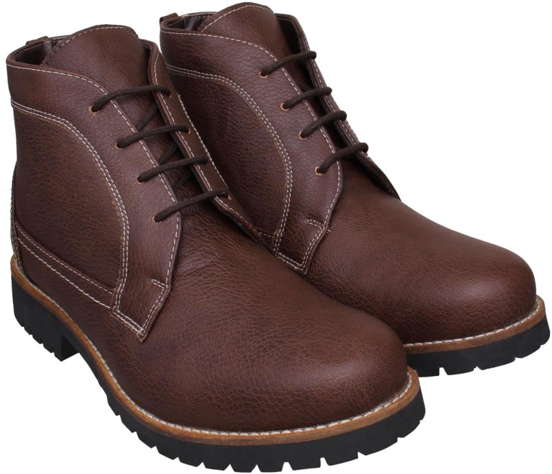 Provogue Boots For Men(Brown)