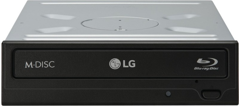 LG Electronics 14x SATA Blu-ray Internal Rewriter without Software, Black (WH14NS40) Super-Multi Internal SATA Blu-ray Disc Rewriter Internal Optical Drive