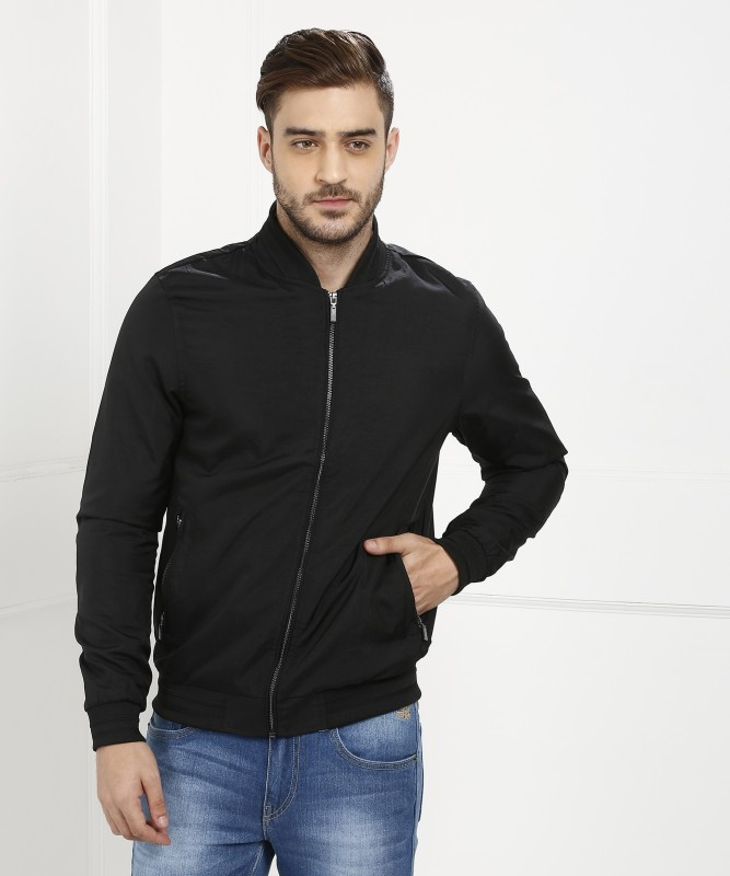 Arrow New York Full Sleeve Self Design Mens Jacket
