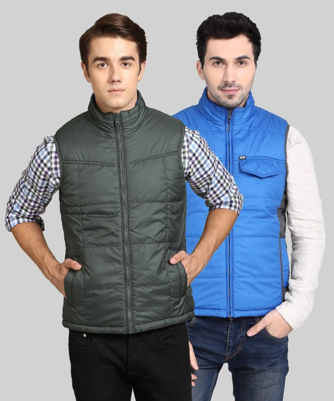 Arrow Sport Sleeveless Printed Men Jacket