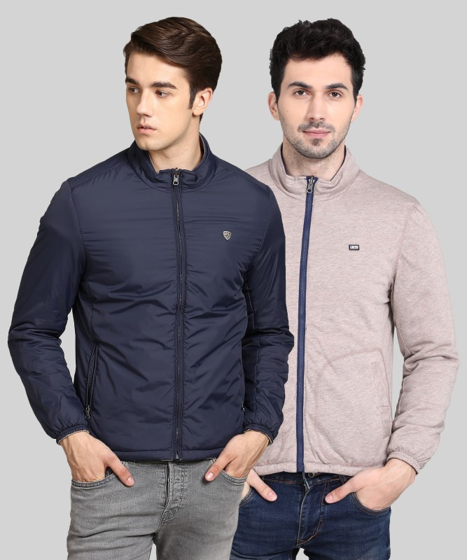 Arrow Sport Full Sleeve Solid Men Jacket