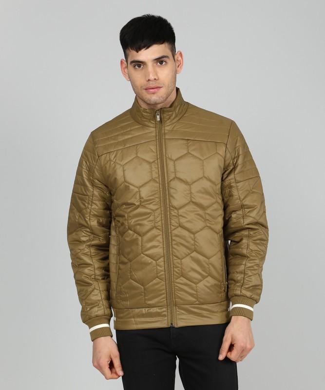 Pepe Jeans Full Sleeve Self Design Men Jacket