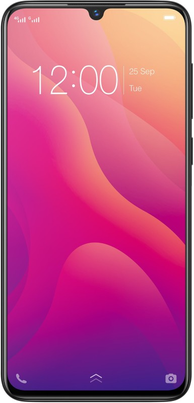 Vivo V11 (Starry Night Black, 64 GB)(6 GB RAM)