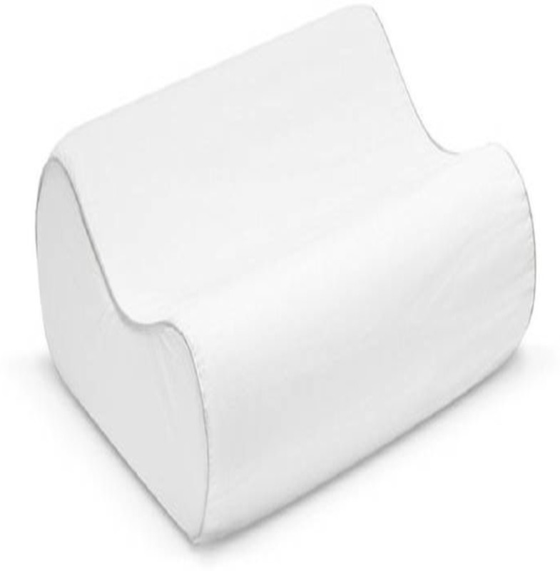 SLEEP SPA Joy Convulated Memory Foam Cervical Orthopaedic Pillow Pack of 1(White)