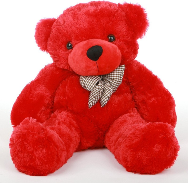 Red Teddy Bear 5 Feet, Stuffed Toy 5 Feet Cute And Soft For Unisex 152 Cm Red Buy Online In Bahamas At Desertcart