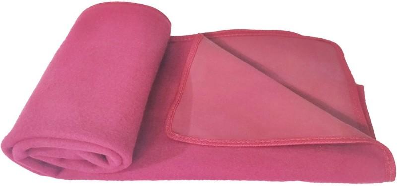 AVI PVC (Polyvinyl Chloride) Diaper Changing Mat(Baby Pink, Large)