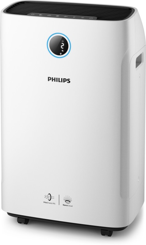 Philips AC3821/20 Portable Room Air Purifier(White)