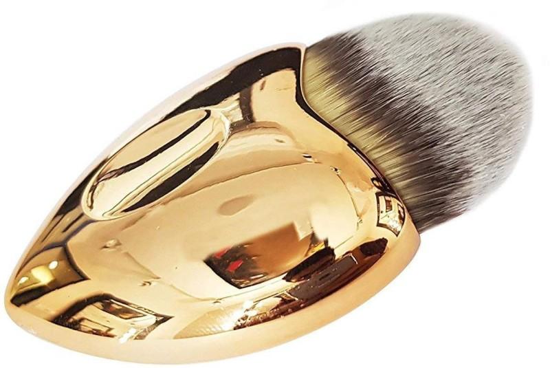 Bueno Professional Makeup Blender Brush For Women And Girls, Blender Brush For Salon And Parlour Use, Makeup Brush, Heart Shape Blender Brush, Pack Of 1(Pack of 1)