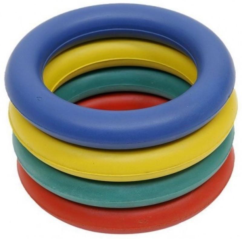 Fosco Force 1 Rubber Tennikoit Ring(Pack of 4)
