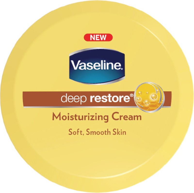 Vaseline Deep Restore Moisturizing Cream(250 ml)
