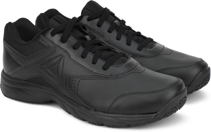 REEBOK WORK N CUSHION 3.0 4E Walking Shoe For Men(Black)