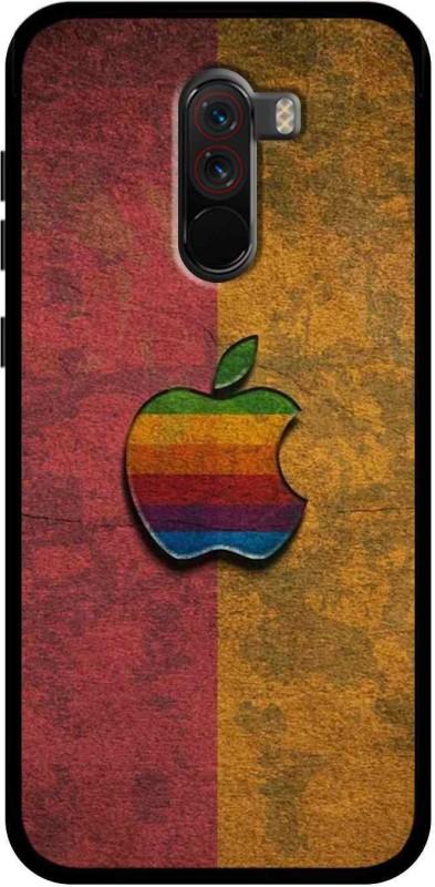Zapcase Back Cover For POCO F1(Multicolor)