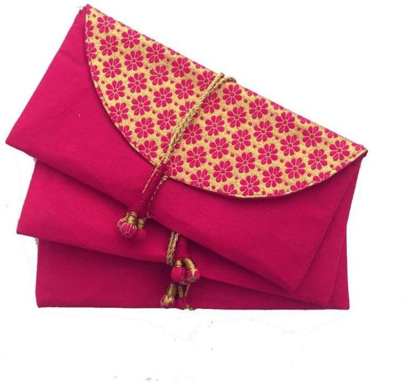 Kolorfish Envelopes(Pack of 3 Pink)