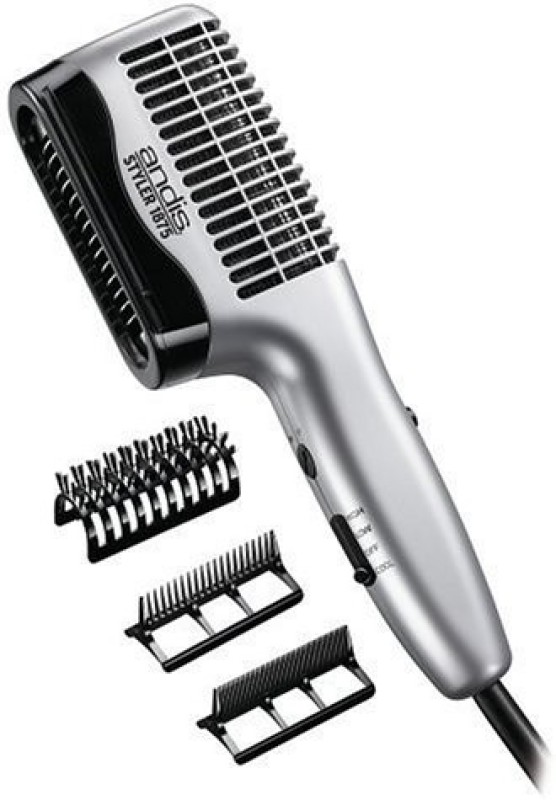 Andis 1023236 Hair Dryer(1875 W, Silver)