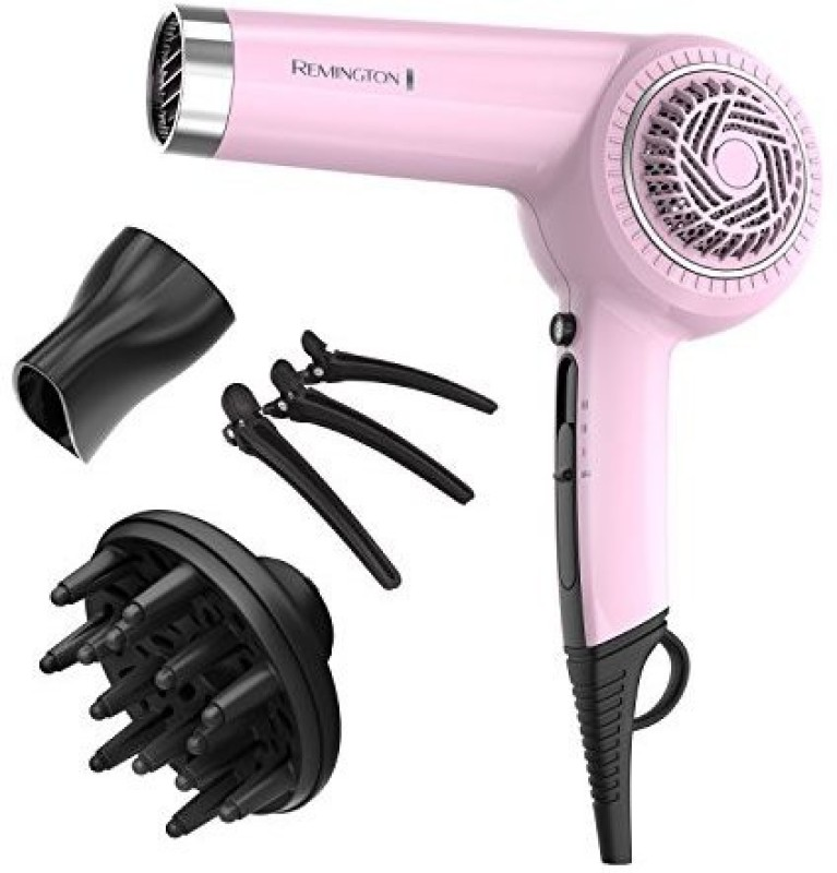 Remington 11657431 Hair Dryer(1875 W, Pink)