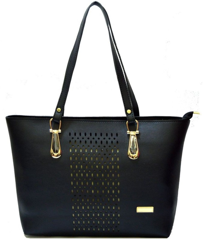 BAGIZZA Women Black Shoulder Bag