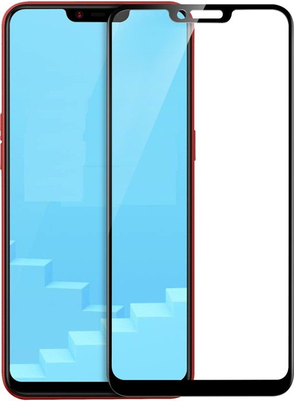 Flipkart SmartBuy Edge To Edge Tempered Glass for Realme C1