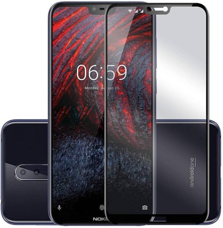 Aspir Tempered Glass Guard for Nokia 6.1(Pack of 1)