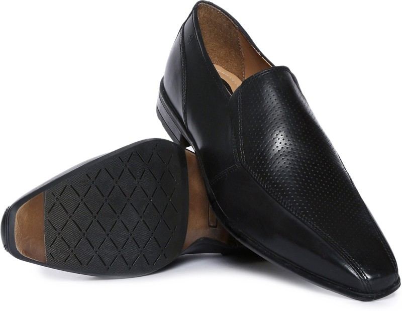 Arrow Slip On For Men(Black)