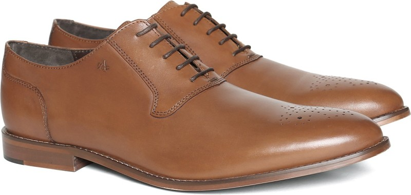 Arrow Lace Up For Men(Tan)
