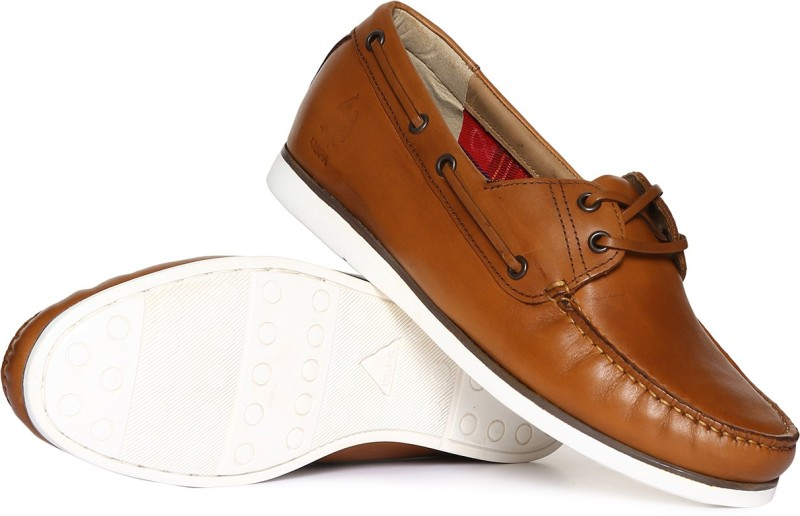 U.S. Polo Assn Loafers For Men(Tan)