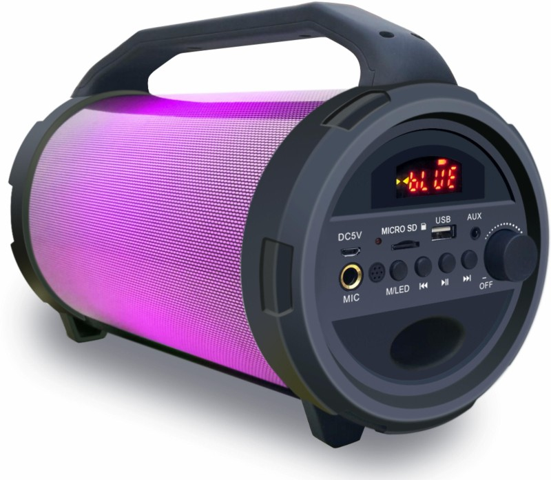 JVC XS-N218BC 20 W Bluetooth Party Speaker(Multicolor, 2.1 Channel)