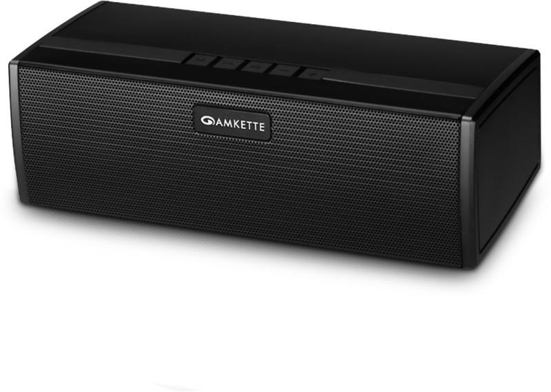 Amkette Trubeats Boomer FX 12 W Bluetooth Home Audio Speaker(Black, Stereo Channel)