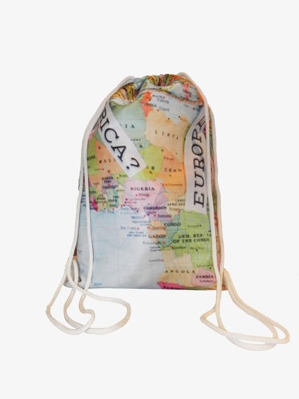 Astara Travel Tetron backpack 3 Backpack(White)