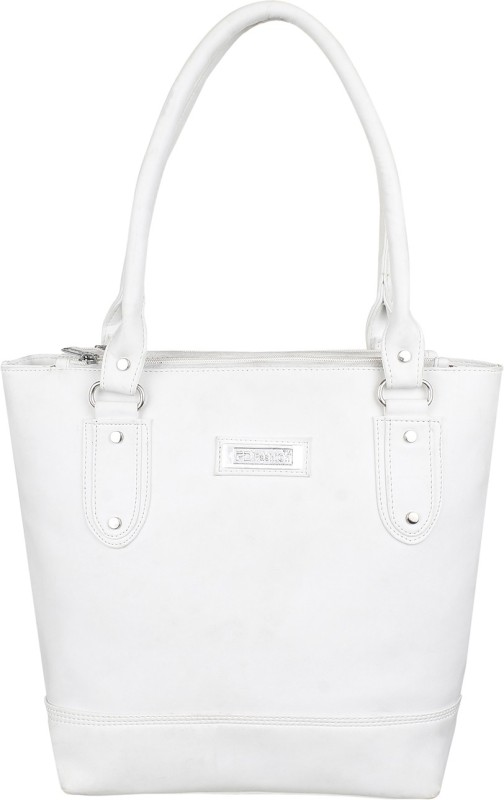 FD Fashion Women Women White Shoulder Bag