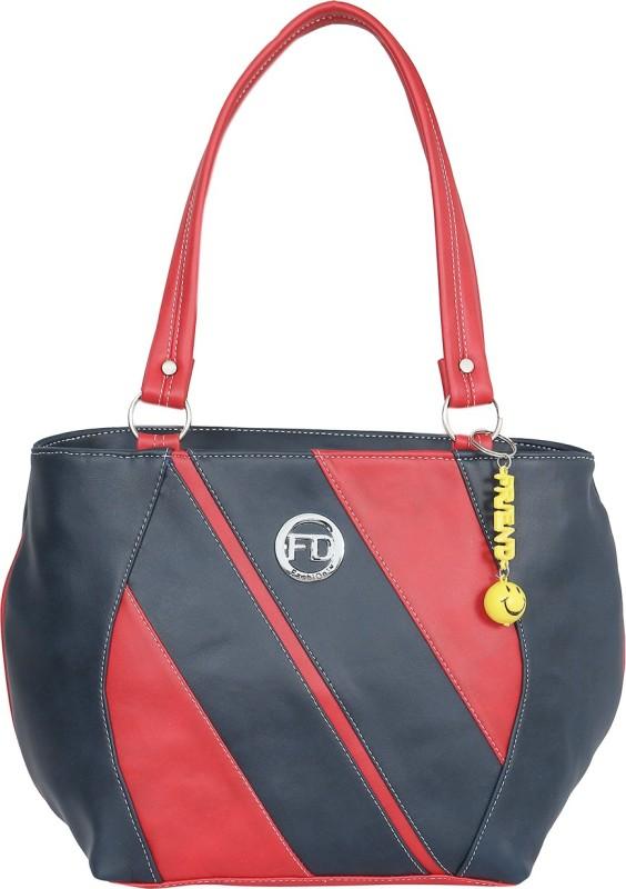 FD Fashion Soft Luggage Women Multicolor Shoulder Bag