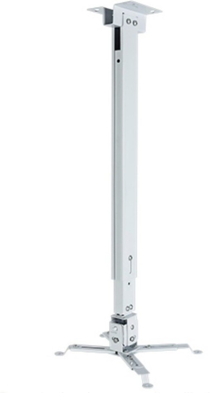 Punnkk 120cm (4ft) Wall Mount/Ceiling Mount (Iron) Projector Stand(Maximum Load Capacity 20 kg)