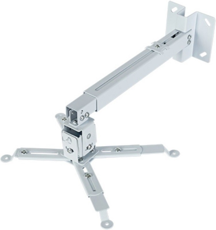 Punnkk 3 ft Adjustable Wall Mount/ Ceiling Mount (Iron) Projector Stand(Maximum Load Capacity 25 kg)