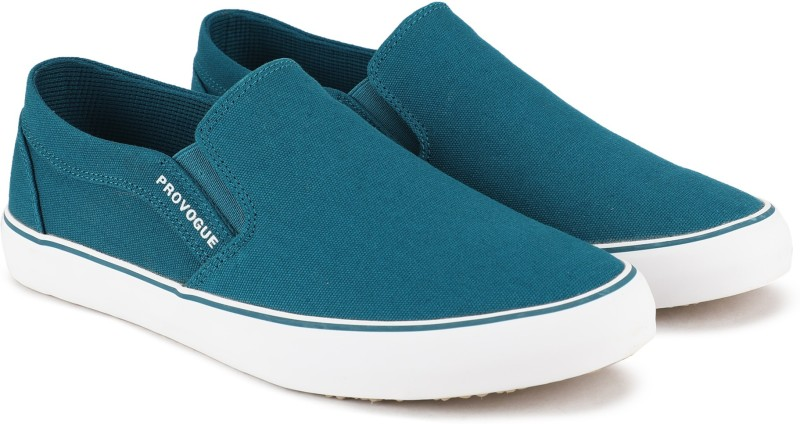 Provogue PRO-NP-AW05 Slip On Sneakers For Men(Blue)