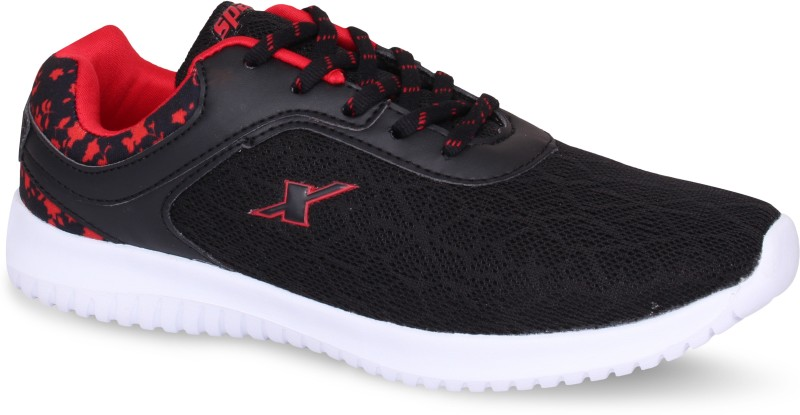 Sparx Women SL-124 Black Red Running Shoes For Women(Black, Red)