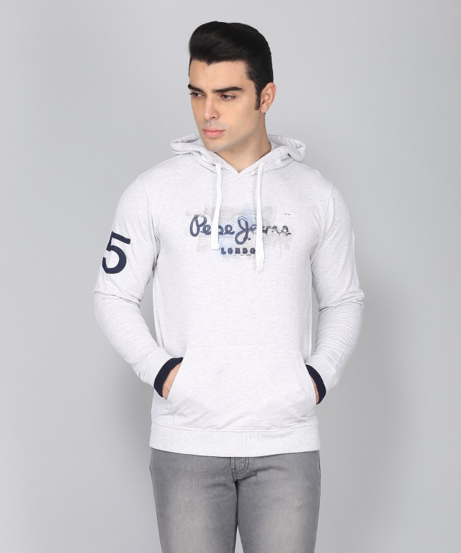 Pepe Jeans Full Sleeve Printed Men Sweatshirt