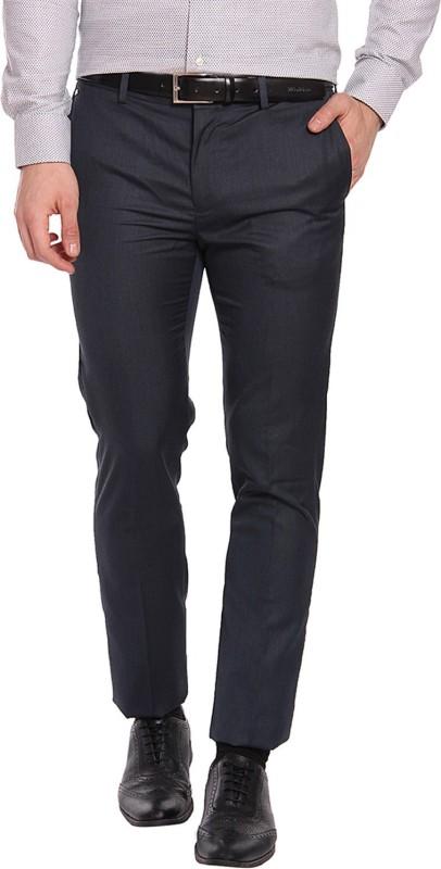 Blackberrys Skinny Fit Men Blue Trousers
