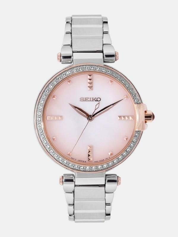 Seiko SRZ514P1 Analog Watch - For Women