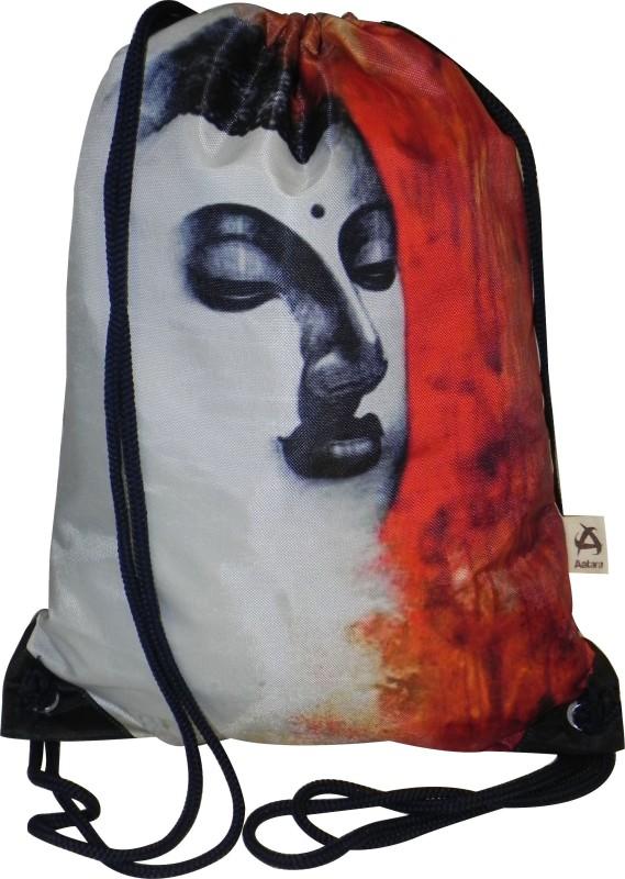 Astara Gautam Buddha Tetron backpack 5 Backpack(Multicolor)
