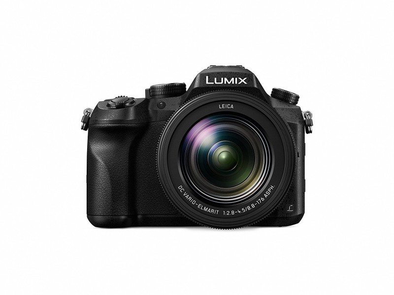 Panasonic DMC-FZ2500 DSLR Camera Leica DC Vario-Elmarit f/2.8-4.5 lens, 20.1MP, 1 inch high sensitivity MOS sensor(Black)