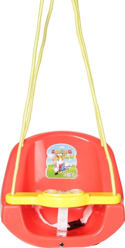 Archana NHR Baby Swing with light and music. Red Swings(Red)