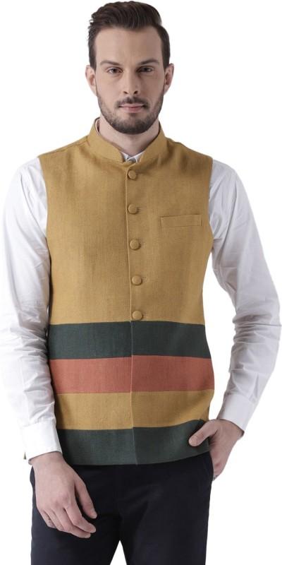 Kisah Sleeveless Colorblock Men Jacket