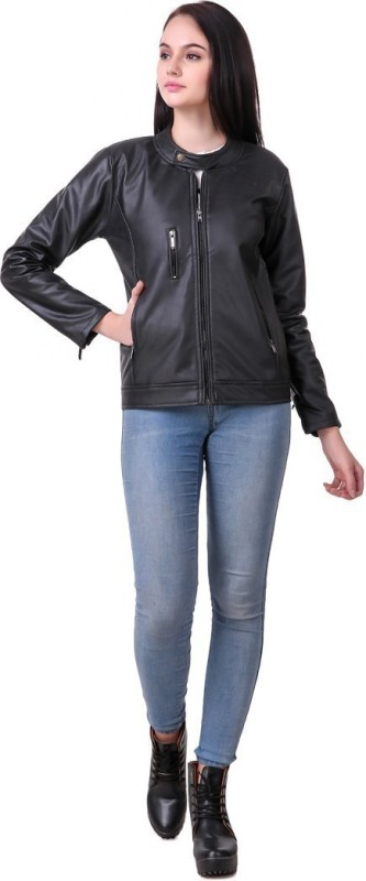 KRITIKA WORLD Full Sleeve Solid Women Jacket