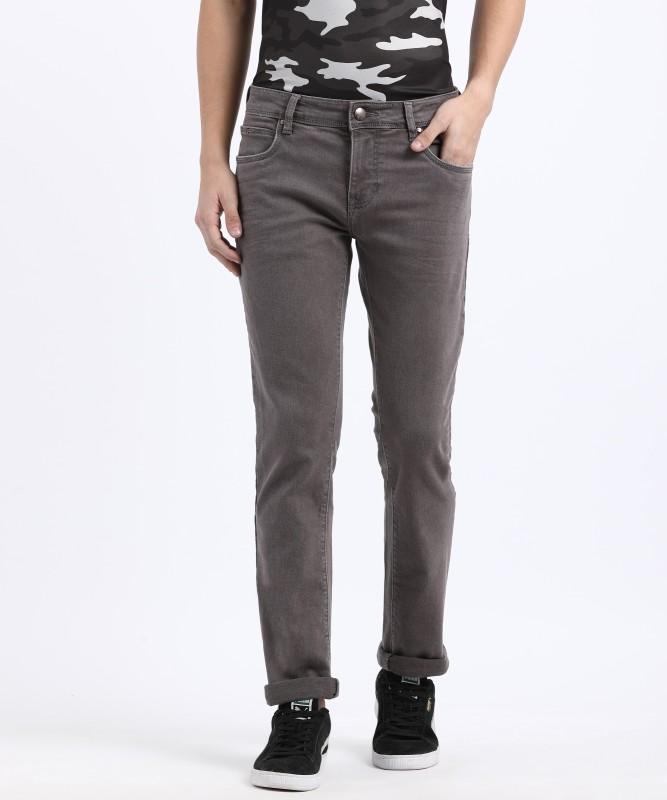 LAWMAN PG3 Slim Men's Grey Jeans
