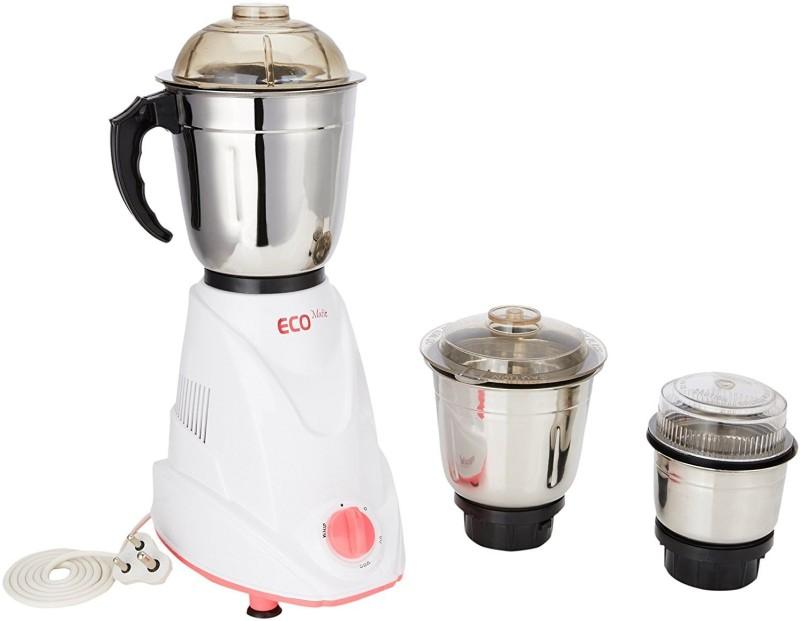 Signoracare NA SCEM-2921 550 Mixer Grinder(White, 3 Jars)