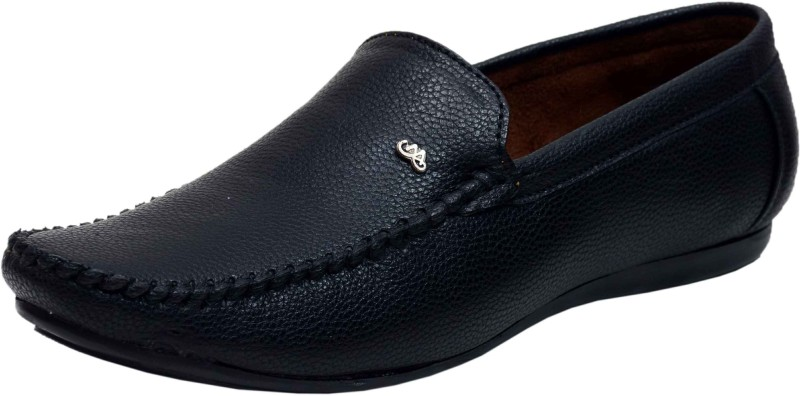 The Mars The Mars - loafers Loafers For Men(Black)