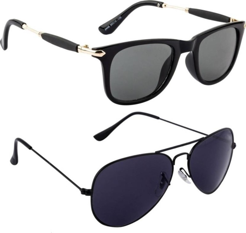 SP Wayfarer Sunglasses(For Boys & Girls) image