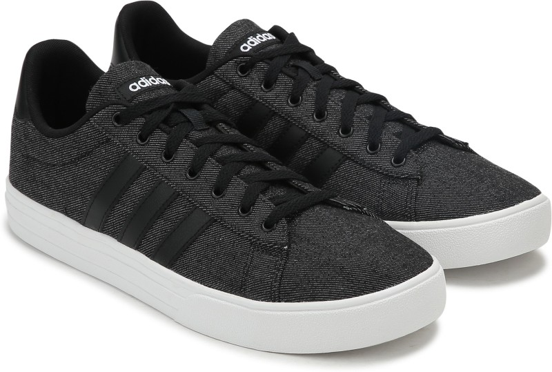 ADIDAS DAILY 2.0 Sneakers For Men(Black)