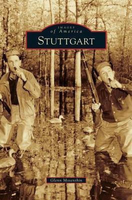 Stuttgart(English, Hardcover, Mosenthin Glenn)