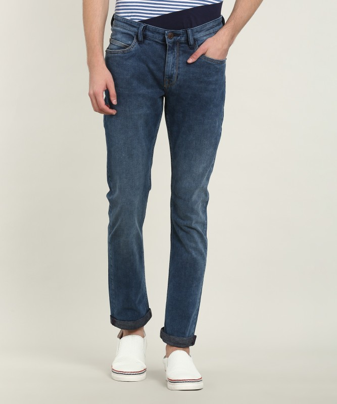 ARROW BLUE JEANS CO. Slim Men Blue Jeans